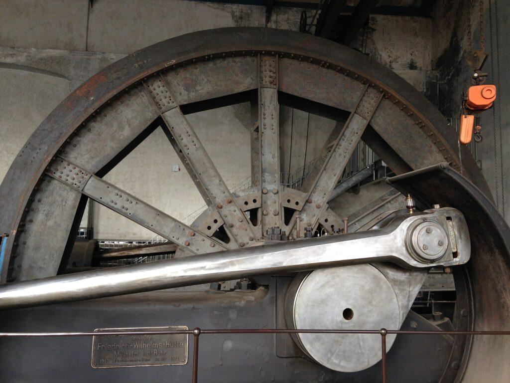 Blogartikel Ventilator Dampfmaschine