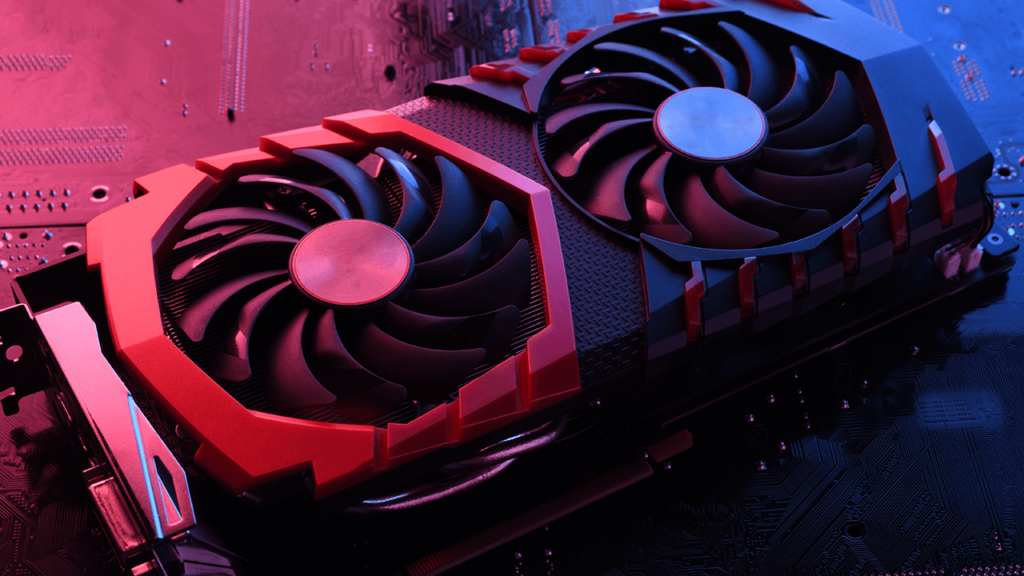 KühlEx PC-Kühlung Lüfter Rot-Blau